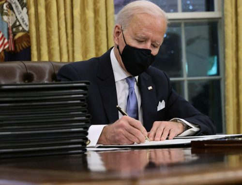 Biden's First Week in Office